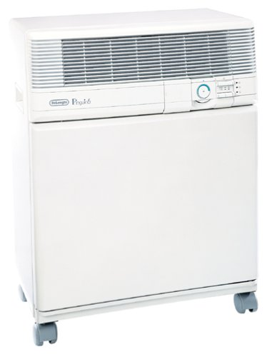 Factory-Reconditioned DeLonghi PAC210SRB Portable Air Conditioner, 7500 btu