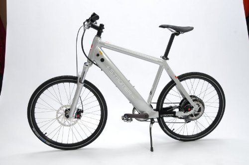2013 Stromer Sport Electric Motor Bicycle White