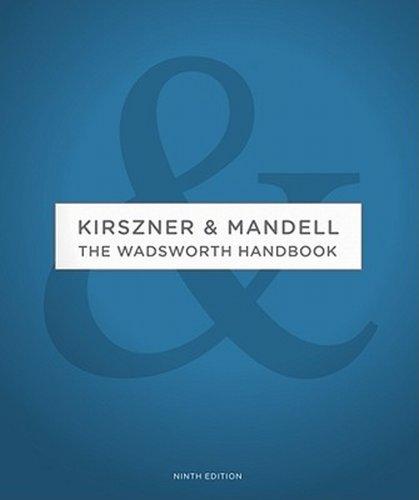 The Wadsworth Handbook Instructor's Edition