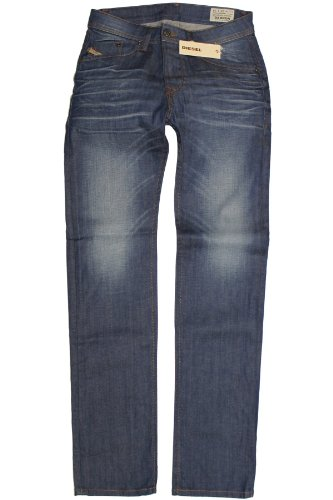 Diesel Regular Tapered Jeans Darron Slim 0rxn8 Blue-Denim 28 W/34 L