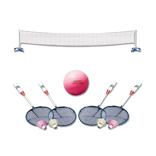 Volleyball Badminton Combo