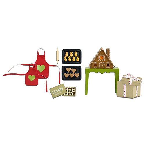 Lundby Smaland Dollhouse Ginger Bread House Set