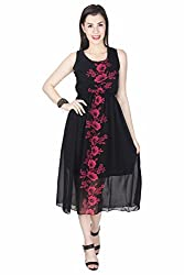 Visach Women's Dress with Stylish and Elegant look