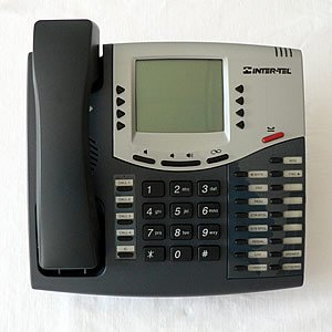 Inter-tel 6 Line IP Telephone 550.8660