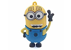Quace 16 GB Minion Hello Fancy USB Pen Drive