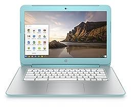 HP Chromebook 14 Inch Laptop (NVIDIA Tegra K1, 2 GB, 16 GB SSD, Ocean Turquoise)