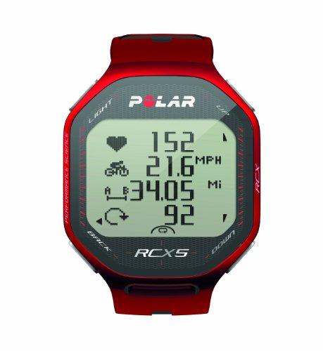 Cheap Polar RCX5 Bike Heart Rate Monitor (90038891-P)
