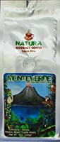 Natura Coffee Monteverde Costa Rican Coffee, Ground Medium Roast 12 oz bag