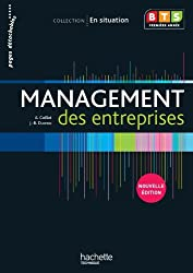 En situation Management des entreprises BTS 1re année - Livre élève - Ed. 2012