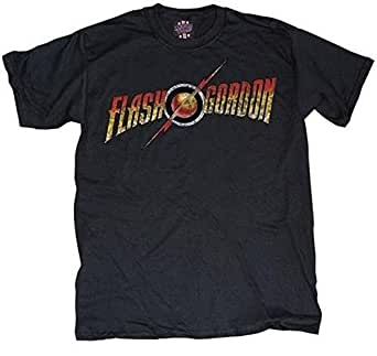 Flash Gordon Black T-shirt