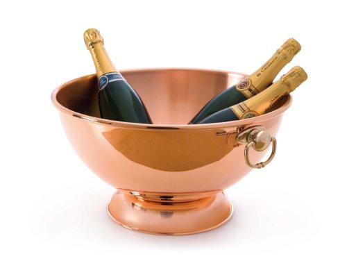 Mauviel M'30 40 cm Champagne Bowl