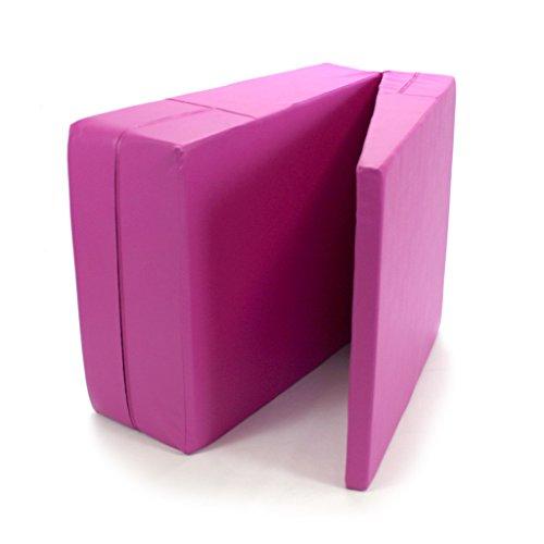 Pink Incline Cheese Wedge Ramp Gymnastics Gym Folding