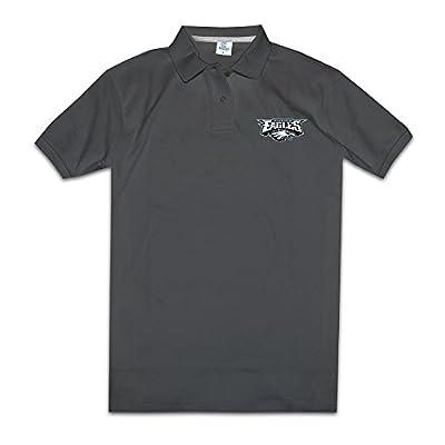 Men's Philadelphia Eagles Custom Polo Shirt