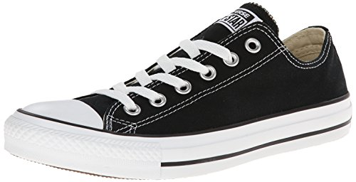 Converse Chuck All Star Black Sneaker - Black 8 B(M) US Women / 6 D(M) US Men