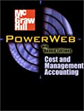 img - for Management Accounting: Analysis & Interpretation, with IDeA CD-ROM, NetTutor and Powerweb pckg. book / textbook / text book
