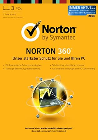 Norton 360 7.0 - 3PCs [Download]