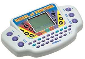 Wheel Of Fortune Handheld Electronic Game