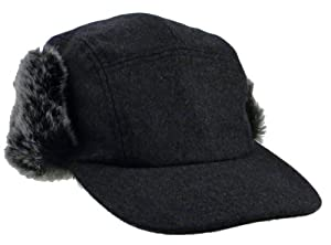 Simplicity 2pc Pack of Wool Winter Caps w/Ear Flaps