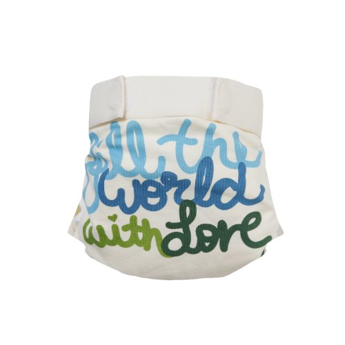 gDiapers gPants gPants - Global Love - Medium