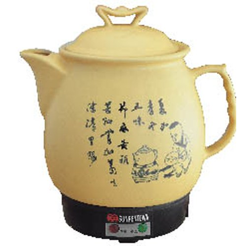 Sunpentown Ny-636 3-4/5-Liter Chinese Herbal Medicine Cooker With Stainless Heater