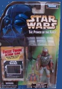 Star Wars Power Of The Force Boba Fett