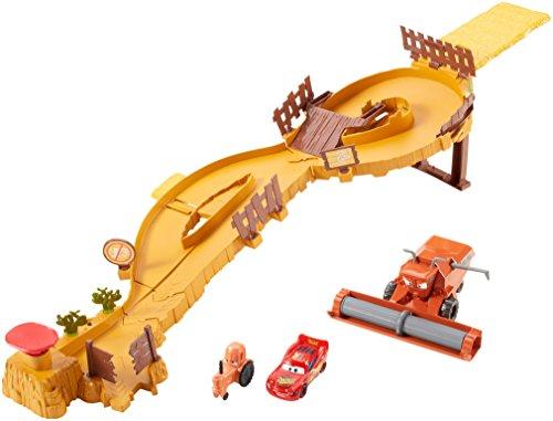Disney/Pixar Cars Escape From Frank Tank Track Set