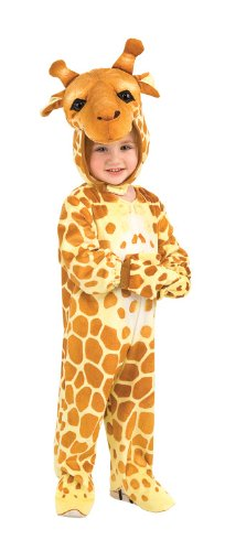 Silly Safari Giraffe Costume - Small