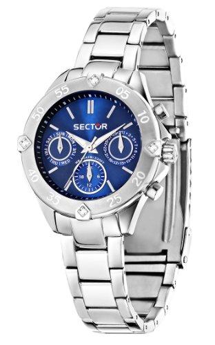 Sector Women's R3253250507 Marine Analog Display Quartz Silver Watch