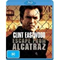 Escape from Alcatraz [Blu-ray] (Region Free)