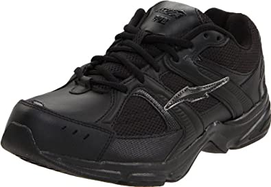 AVIA  Men's A378M Walking Shoe,Black,8 M US