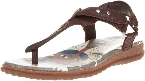Panama Jack Women's Ariela Brown Wedge As16B16170 4 UK