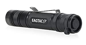 EagleTac D25LC2 Clicky CREE XM-L U2 LED Flashlight - 741 Lumens