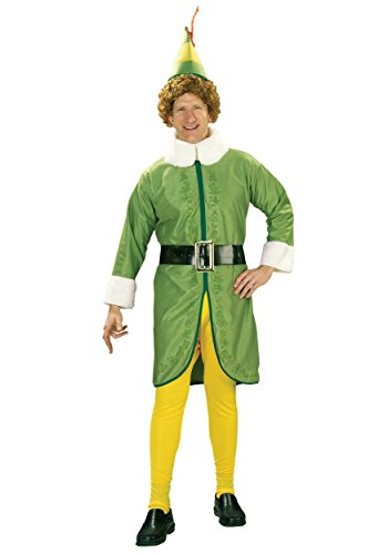 Plus Size Buddy the Elf Costume Plus