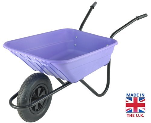 the-bristol-shire-lilac-mucker-plastic-garden-stable-wheelbarrow-90-ltr-120kg