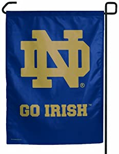 NCAA Notre Dame Fighting Irish Garden Flag