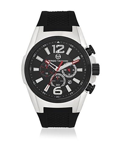 Sergio Tacchini Reloj de cuarzo Man Negro 44 mm