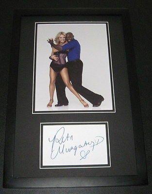 Peta Murgatroyd Signed Framed 11x17 Photo Display DWTS w/ Donald