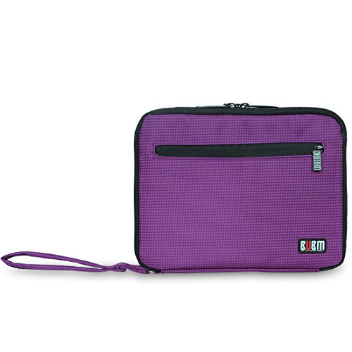 bubm double layer padded travel case packing cubes for ipad mini electronic accessories. Black Bedroom Furniture Sets. Home Design Ideas