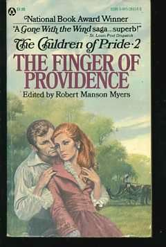 Image for The Finger of Providence (The Children of Pride, Two)