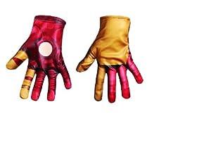 Iron Man 3 Mark 42 Classic Gloves, Child
