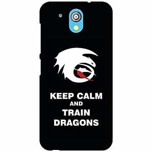 Printland Train Dragons Phone Cover For HTC Desire 526G Plus