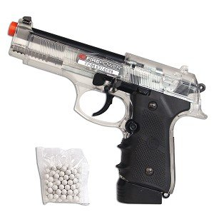 Firepower® Thunder Clear CO2 Airsoft Gun