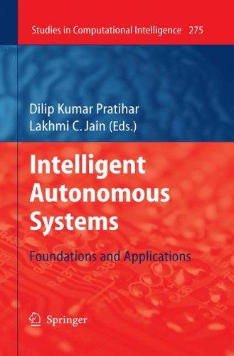 Intelligent Autonomous Systems (Studies in Computational Intelligence)