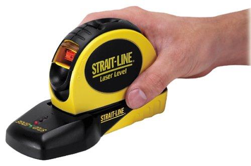 strait-line stud finder how to use