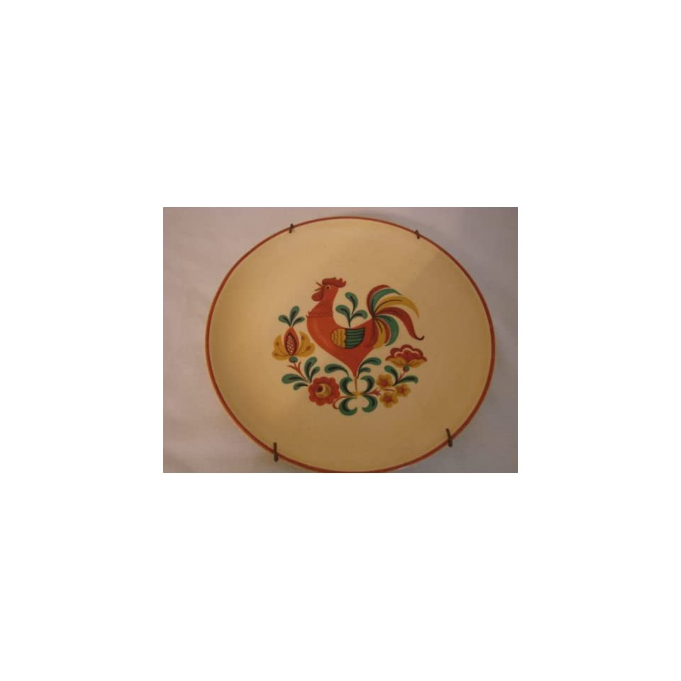 Taylor Smith Taylor China Plate Reveille Design