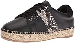 Carlos by Carlos Santana Womens Giselle Walking Shoe, Black, 11 M US