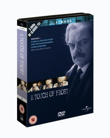 A Touch of Frost: Series 1 [DVD] [1992]
