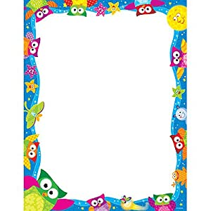 Amazon.com: Owl-Stars! Terrific Papers: Toys & Games