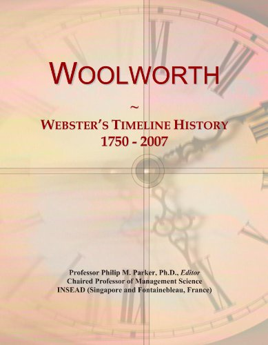 woolworth-websters-timeline-history-1750-2007
