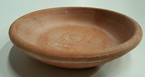 CLAY TERRA COTTA PLANT/PLANTER/POT SAUCER/TRAY 6